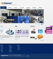 精美的帝国cms免费模版美国简约风格设计企业网站模板免费下载